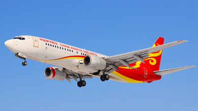 B-5082 - Boeing 737-883 - China Xinhua Airlines