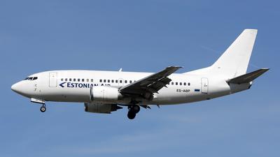 ES-ABP - Boeing 737-528 - Estonian Air