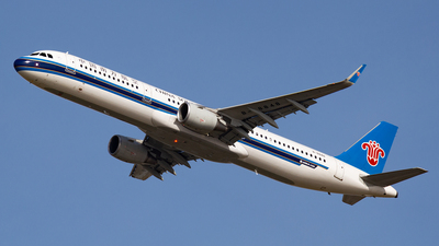 B-8848 - Airbus A321-211 - China Southern Airlines