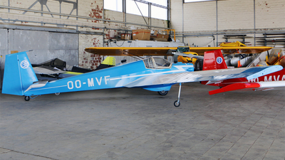 OO-MVF - Scheibe SF.25B Falke - Private