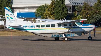PP-AMV - Cessna 208B Grand Caravan - Amazonaves Taxi Aéreo