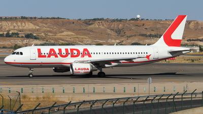 9H-LOU - Airbus A320-214 - Lauda Europe