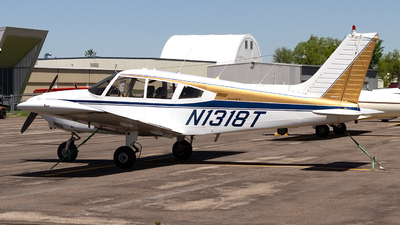 N1318T - Piper PA-28-180 Cherokee - Private