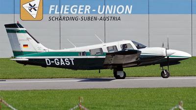 D-GAST - Piper PA-34-220T Seneca III - Private
