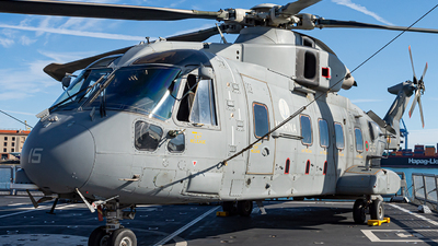 MM81494 - Agusta-Westland EH-101-410UTY Merlin - Italy - Navy