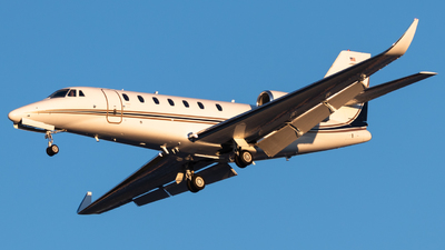 N680EE - Cessna 680 Citation Sovereign - Private