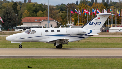 OE-FID - Cessna 510 Citation Mustang - Private