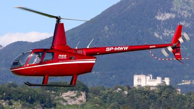 SP-MWW - Robinson R66 Turbine - Private