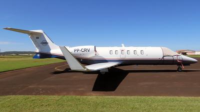 A picture of PPCRV - Learjet 40 - [452107] - © wellington francisco