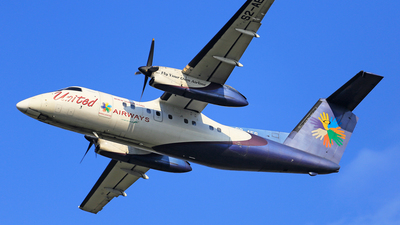 S2-AES - Bombardier Dash 8-103 - United Airways