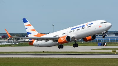 C-FTOH - Boeing 737-8HX - SmartWings (Sunwing Airlines)