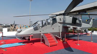 ZF4831 - Hindustan Aeronautics Light Combat Helicopter - Hindustan Aeronautics