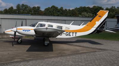 D-GETT - Piper PA-34-200T Seneca II - Private