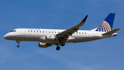 N86316 - Embraer 170-200LR - United Express (Mesa Airlines)