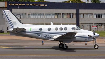 ZP-GLC - Beechcraft C90GT King Air - Santa Margarita S. A.