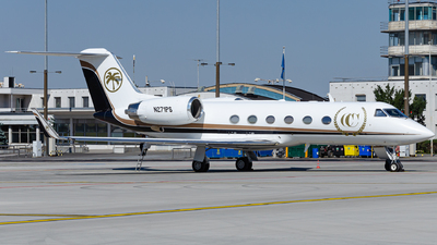 N271PS - Gulfstream G-IV - Private