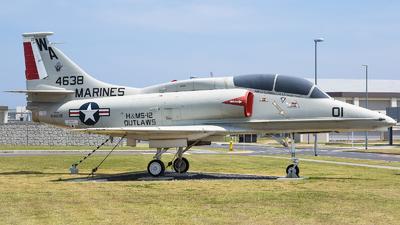 154638 - McDonnell Douglas OA-4M Skyhawk - United States - US Marine Corps (USMC)