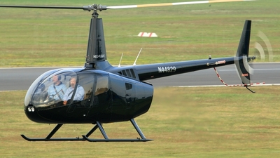 N44829 - Robinson R66 Turbine - Heli-Flight