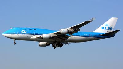 PH-BFI - Boeing 747-406(M) - KLM Royal Dutch Airlines