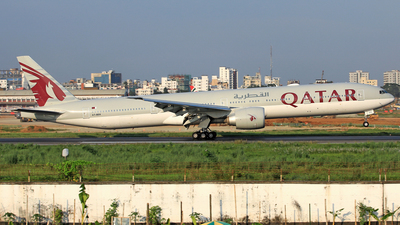 A picture of A7BEK - Boeing 7773DZ(ER) - Qatar Airways - © Raihan Ahmed