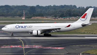TC-OCE - Airbus A330-223 - Onur Air