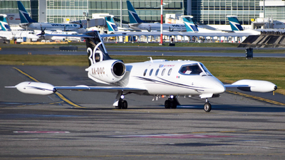 XA-DOC - Bombardier Learjet 35A - Jet Rescue
