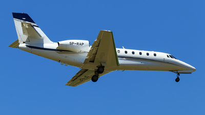 SP-RAP - Cessna 680 Citation Sovereign - Private
