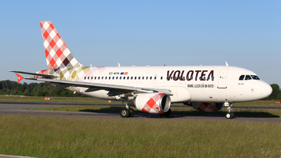A picture of ECMTN - Airbus A319112 - Volotea - © Eric Boettcher
