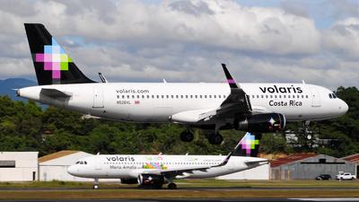 N526VL - Airbus A320-233 - Volaris Costa Rica