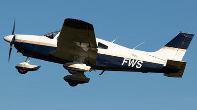 ZK-FWS - Piper PA-28-181 Archer II - Otago Aero Club (Otago Airspread)