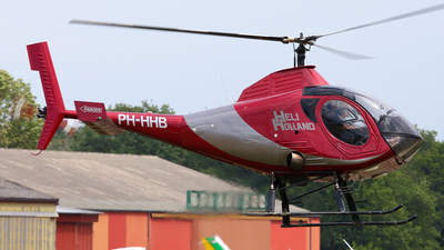 A picture of PHHHB - Schweizer 269D - Heli Holland - © BaszB