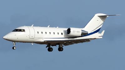 OY-INV - Bombardier CL-600-2B16 Challenger 604 - Flexflight
