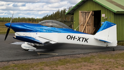 OH-XTK - Vans RV-4 - Private