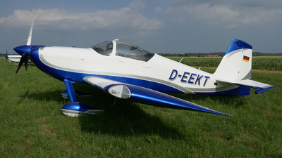 D-EEKT - Vans RV-7 - Private