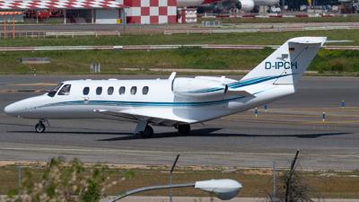 D-IPCH - Cessna 525A CitationJet 2 - JK Jetkontor
