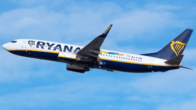 A picture of EIEMF - Boeing 7378AS - Ryanair - © De Guidi Oscar