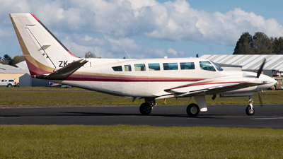ZK-SVI - Cessna 404 Titan - Private
