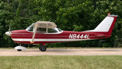 N8444L - Cessna 172I Skyhawk - Private