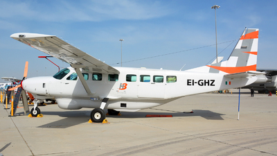 EI-GHZ - Cessna 208B Grand Caravan EX - Grob Power Services