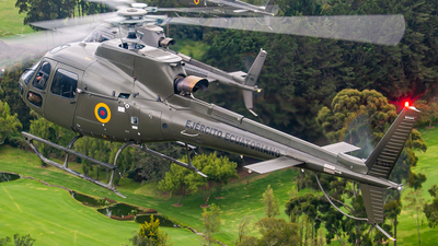 E-326 - Airbus Helicopters H125 - Ecuador - Army