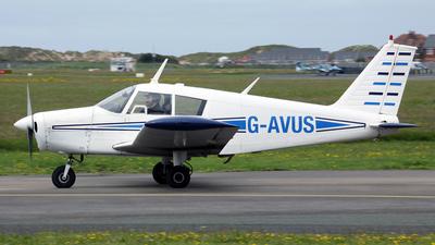 G-AVUS - Piper PA-28-140 Cherokee - Private