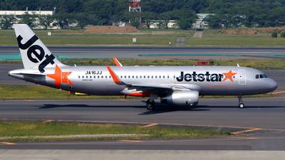 JA16JJ - Airbus A320-232 - Jetstar Japan Airlines