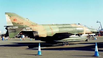 67-0226 - McDonnell Douglas F-4E Phantom II - Turkey - Air Force