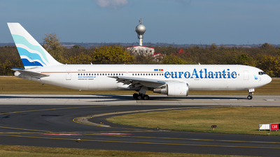 CS-TKR - Boeing 767-36N(ER) - EuroAtlantic Airways
