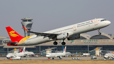 B-8107 - Airbus A321-231 - Capital Airlines