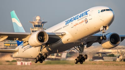 CS-TFM - Boeing 777-212(ER) - EuroAtlantic Airways