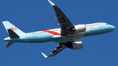 A picture of B30FK - Airbus A320251N - Loong Air - © XPHNGB