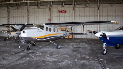 F-GICJ - Cessna P210N Pressurized Centurion - Private