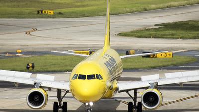 N644NK - Airbus A320-232 - Spirit Airlines