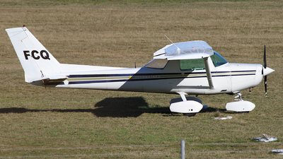 ZK-FCQ - Cessna 152 - New Zealand International Commercial Pilot Academy